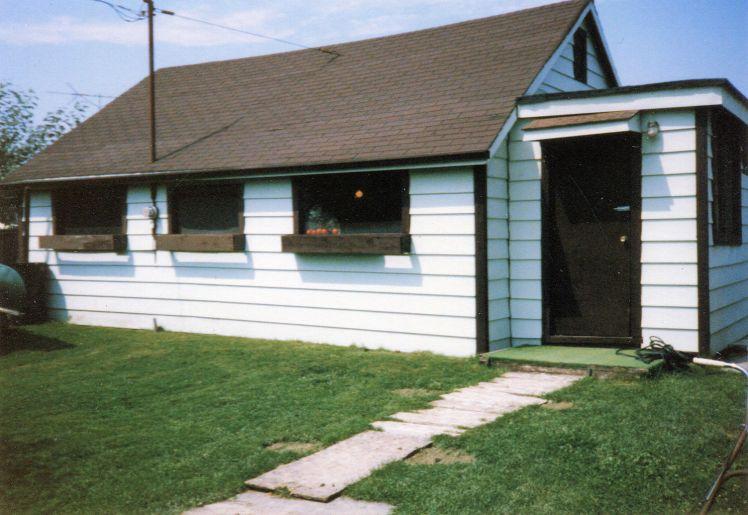 the orignal house