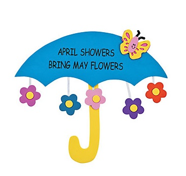 April Showers Bring May Flowers Contest — Smiles for Kids